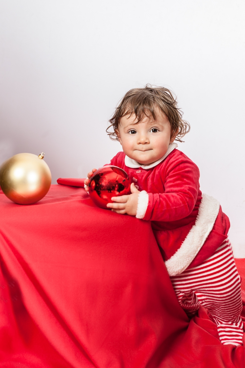 Ivan Luminaria, Servizio fotografico bambini