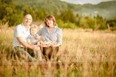 Ivan Luminaria, Servizio fotografico famiglia family portraits
